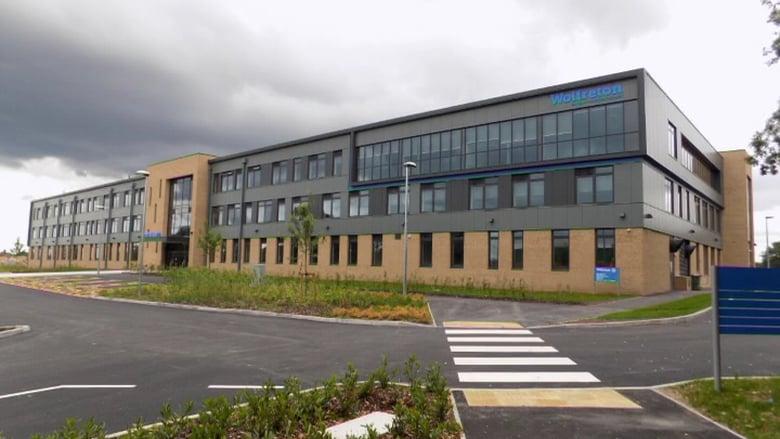 Wolfreton School Hull Csh Interiors